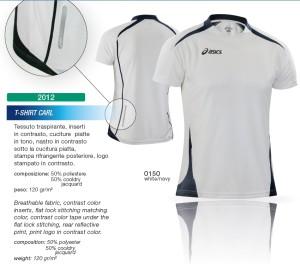 SkyRace 2015 - Gadget Asics Donna T-Shirt Carl