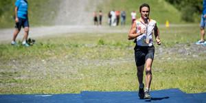 Matteo Piller Hoffer e Lavina Garibaldi vincono la 10^ edizione dell'International Sky Race® Carnia.