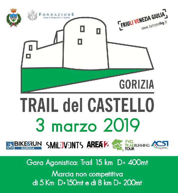 Calendario Fiasp Fvg.Trail Del Castello 2019 Running Tour