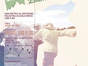 Trail nelle Valli del Natisone