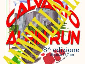 Calvario Alpin Run 2020 – Annullata