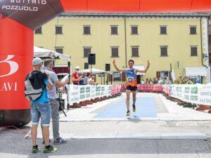 Rosy Martin e Tiziano Moia vincono la quattordicesima edizione della International SkyRace Carnia.