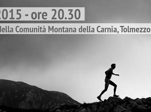 """Programma serata """"FVG-Trail Running Tour"""" Cura del territorio e promozione turistica"""